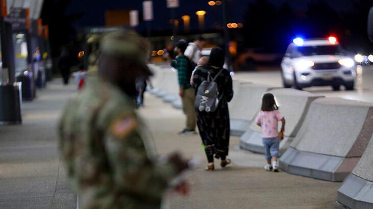 32 ABD vatandaşı daha Afganistan'dan tahliye edildi