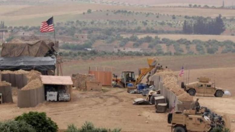 ABD Suriye'deki üç üssünü boşalttı