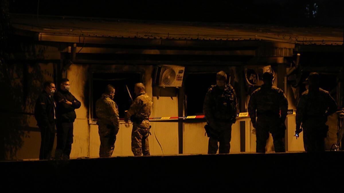 Kuzey Makedonya'daki hastane yangını sonrası Bakan istifasını sundu