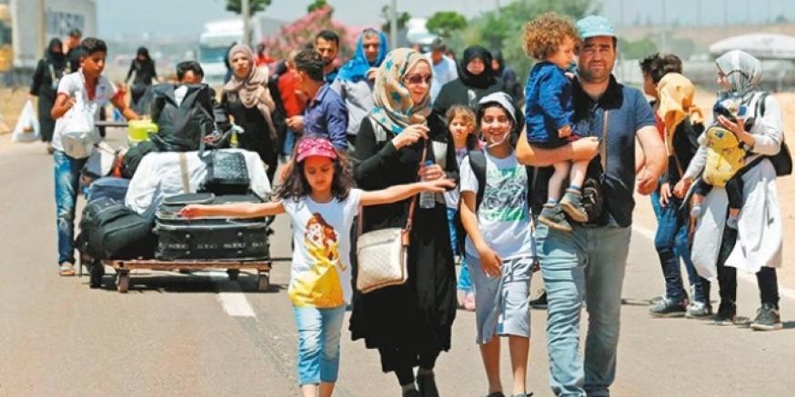 Suriyeli göçmenler hakkında önemli açıklama